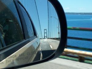 rear view mirror bridge