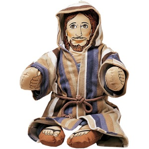Loving Jesus Doll